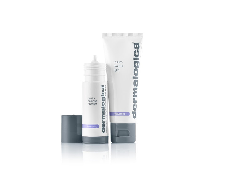 Dermalogica Ultra Calming Calm Water Gel, R899 and Dermalogica Ultra Calming Barrier Defense Booster, R1 235