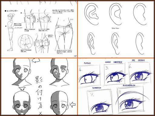 Drawing Anime Step by Steps 2018 screenshots 1