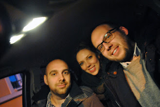 Photo: Djordje, Emma & Goran