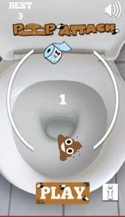 Poop Attack - náhled