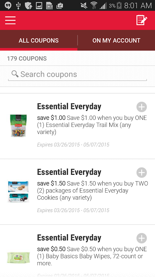 Shop 'n Save- screenshot