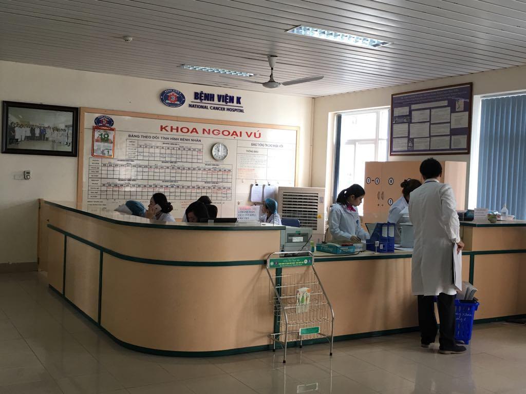 Sắp xếp, sát nhập một loạt cơ sở y tế
