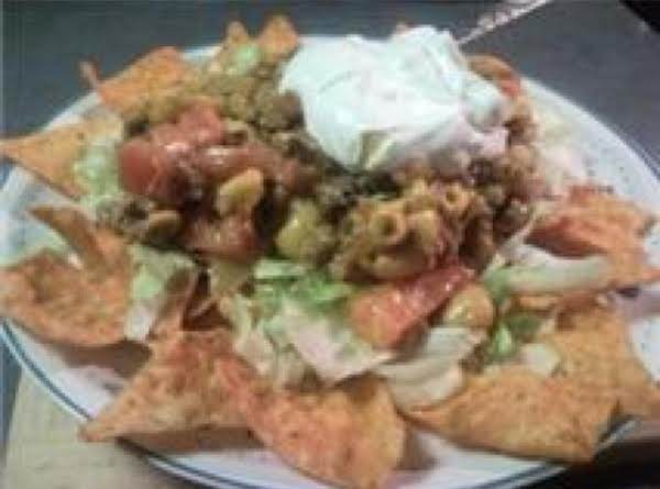 Taco Salad My Version Recipe