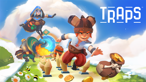 TRAPS v0.45 APK+DATA (Mod Unlimited Crystals) ~ Andros Maniac