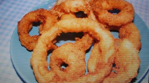 Buttermilk Onion Rings By Eddie 4th Of July Menu Recipe