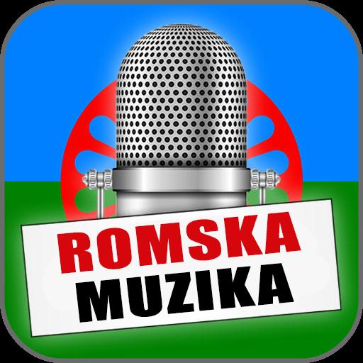 Android aplikacija Romska Muzika - Romske Radio Stanice