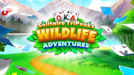 Solitaire TriPeaks: Wildlife Adventures  screenshots 7