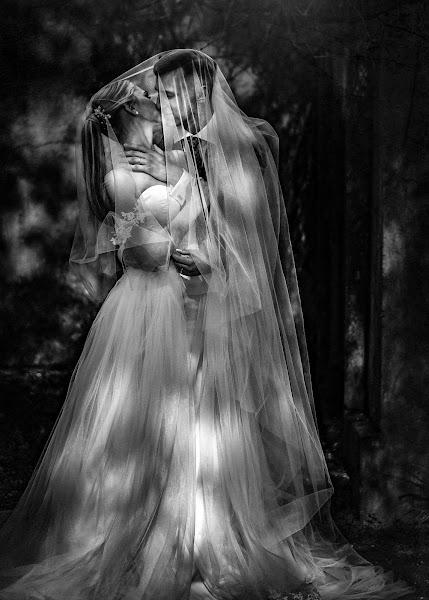 Huwelijksfotograaf Donatas Ufo (donatasufo). Foto van 25.05.2019