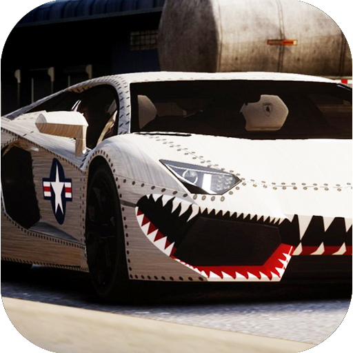 Muscle Sport Car Driving Simulator 2018