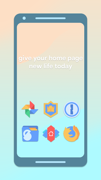 Cutout Icon Pack- screenshot