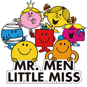 Mr. Men Little Miss with CP