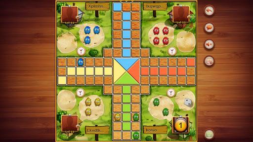 LUDO BY FORTEGAMES( Parchís ) Jogos (apk) baixar gratuito para Android/PC/Windows screenshot