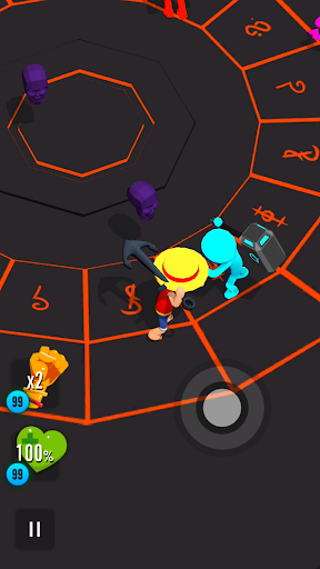 Stickman 3D - Street Gangster 0.2.0 screenshots 5