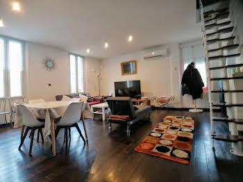 Appartement 3 pièces 78,16 m2