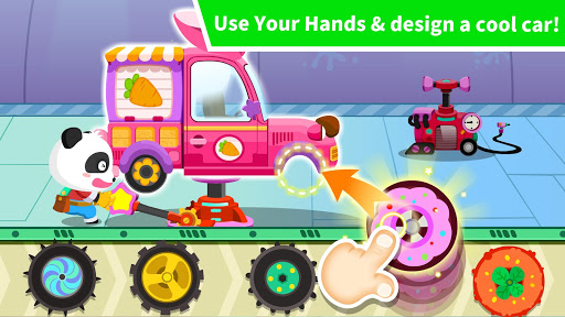 Little Panda's Auto Repair Shop 8.22.00.00 screenshots 3