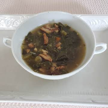 Tdaddy's Southern Slow Cooked Collard Greens