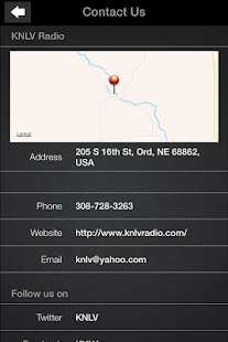 KNLV 93.9 & 1060AM - náhled