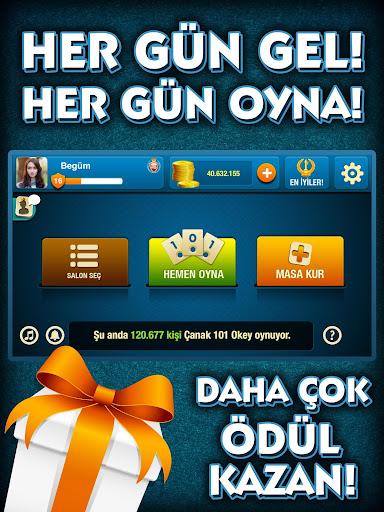 Mynet 101 Okey screenshot 20