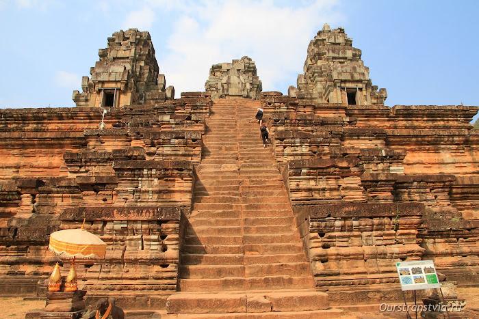 Ta Keo, Angkor