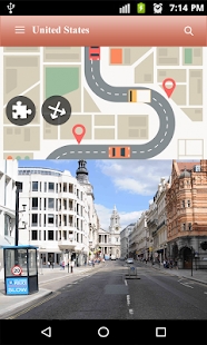 Street Live View & GPS Satellite Map Navigation - náhled