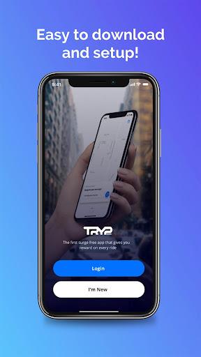 TRYP Rides screenshot 1