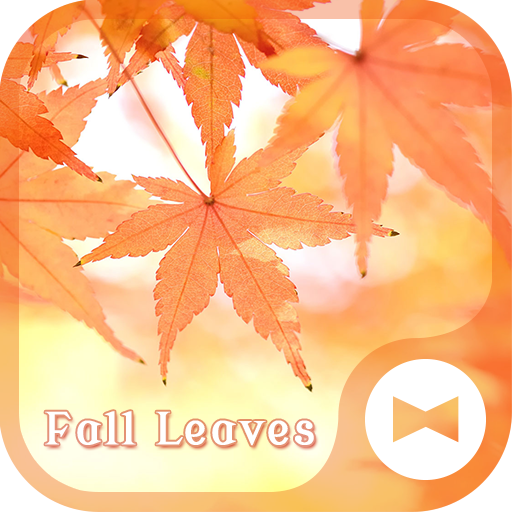 Fall Leaves Autumn Theme Icon