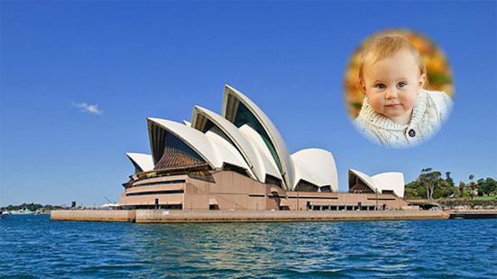Famous Places Photo Frames screenshot