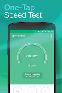 Speed Test - Wifi & Mobile- screenshot thumbnail
