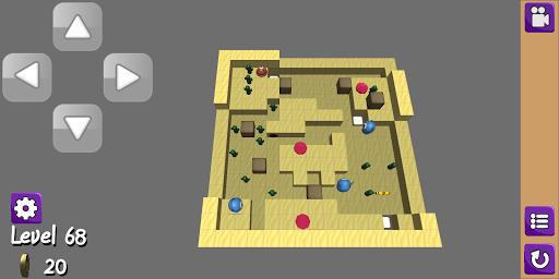 Blooby block: Sokoban adventure android2mod screenshots 4