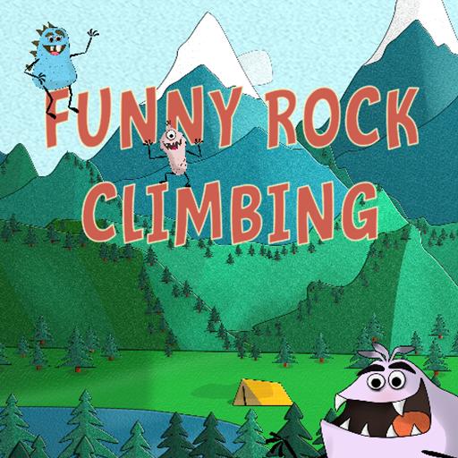 Funny Rock Climbing