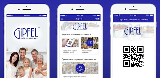 Gipfel – Apps on Google Play