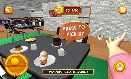 Virtual Chef Cooking Game 3D: Super Chef Kitchen apkdebit screenshots 2