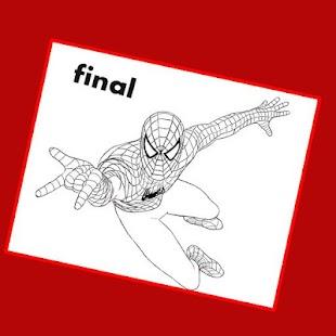 Jak k tomu Spider MEN EASY - náhled