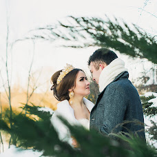 Wedding photographer Tatyana Kunec (Kunets1983). Photo of 14.12.2017