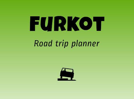 Furkot Road Trip Planner