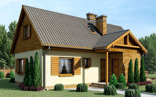 projekt domu D187 - Szymon