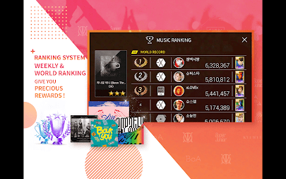 SuperStar SMTOWN APK screenshot thumbnail 19