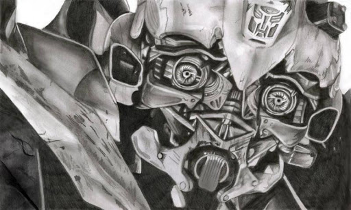 Pencil Sketch Transfomer