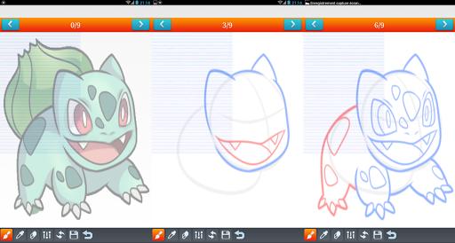 How To Draw Poke