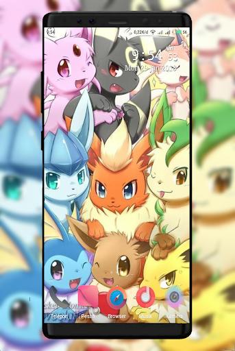 Eevee Evolution Wallpaper for PC