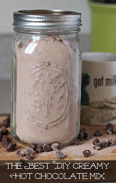 The Best Dyi Creamy Hot Coca Mix Recipe