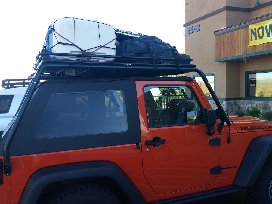 Wild Boar Roof Rack Jeep Wrangler Forum