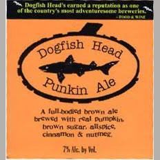 Logo of Dogfish Head Punkin Ale
