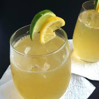 Lemon Lime Spritzer.