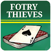Fotry Thieves Solitaire