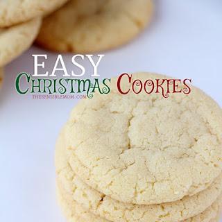 Easy Christmas Cookies