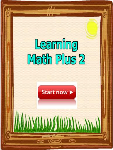Learning Math Plus 2