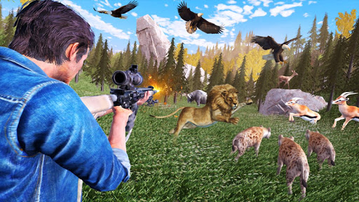 Deer Hunting Animal Shooting Free Game 1.18 screenshots 4