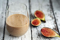 Apple Fig Smoothie