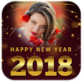 New Year Photo Frames 2018